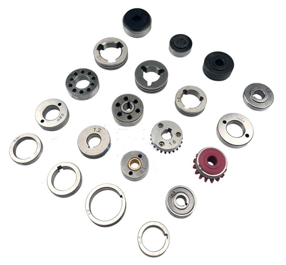 Welding Wire Feed Roller Mig Welding Machinery wheel spare parts