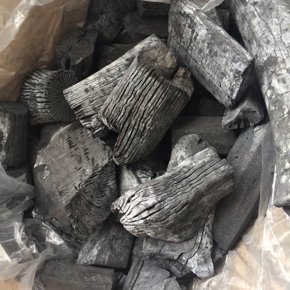 LYCHEE WHITE CHARCOAL FOR BBQ
