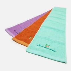 Scrub Washcloth (Stripe)