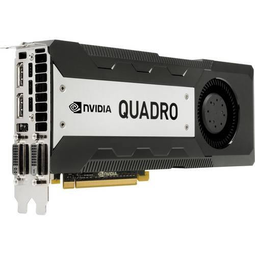 HP Nvidia Quadro K6000 Graphics Card for HP Z-Series Workstations (12GB)