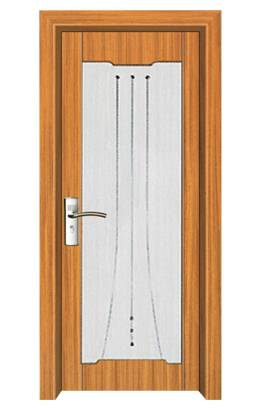 Good Quality PVC Door With New Design (MP-045)