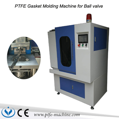 PTFE Molding machine For Gasket or washer or abnoral parts