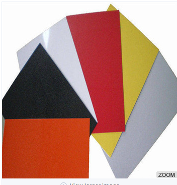 3003 Hydrophilic Pollished Painted Aluminium Sheet With Non Ferrous Metal