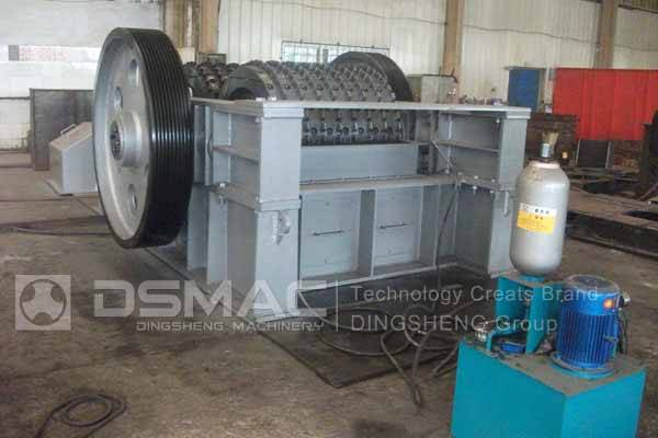 Roll coal crusher for sale