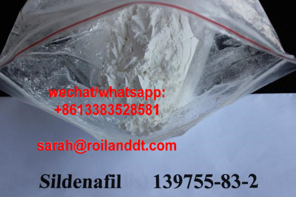 manufacturer supply Sildenafil Mesylate Sex Hormones CAS Number 139755-83-2