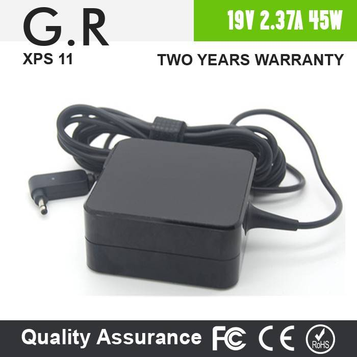 19V 2.37A AC Charger Power Adapter For Asus Zenbook UX21 UX31