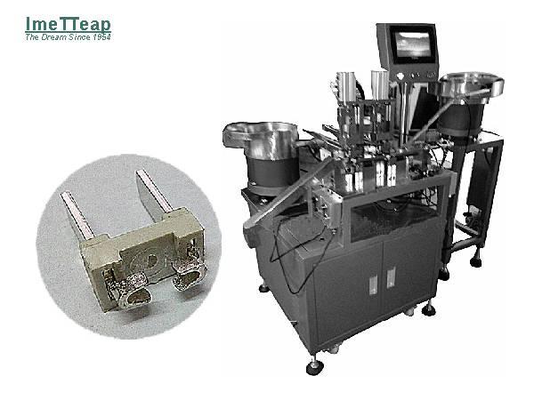 2-Pin Electric Plug Assembly Machine