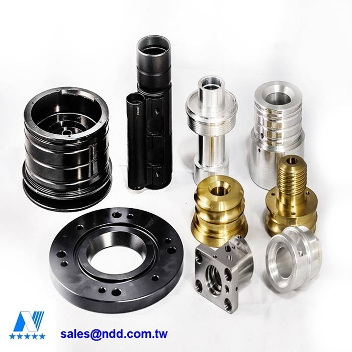 CNC auto part, turned parts, milling parts, OEM welcomed_Nan Dee Precision Taiwan