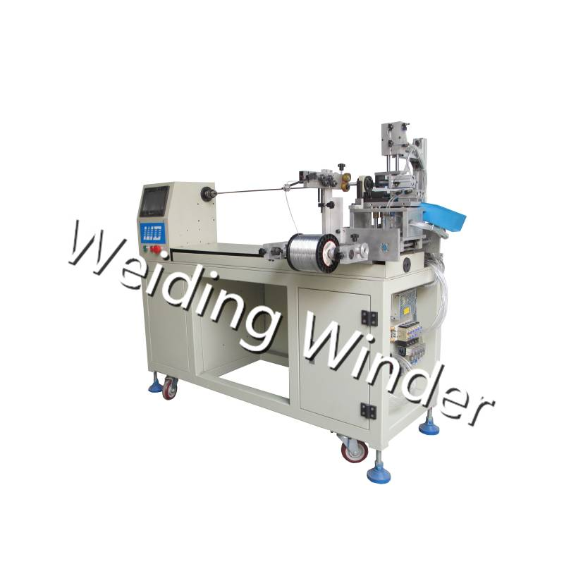 Full automatic  heating wire /spring/mica winding machine