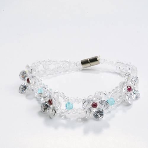 selling gemstone bracelet jyl020
