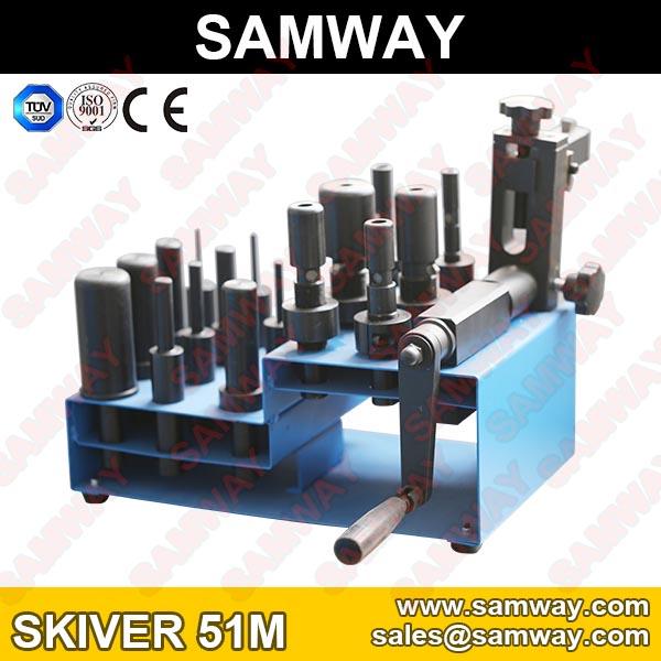 Samway Skiver 51M Hydraulic Hose Skiving Machine