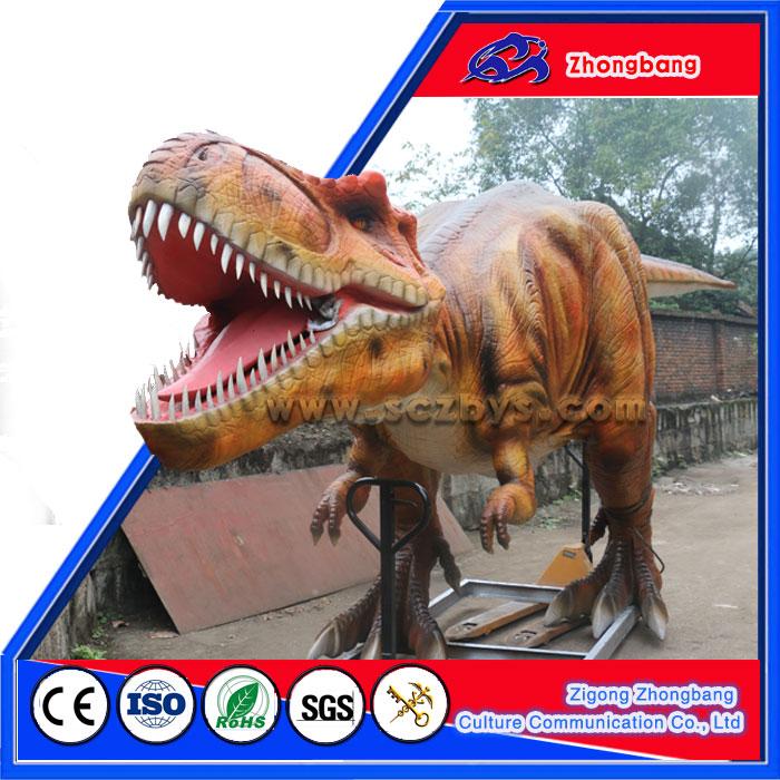 Family Garden Decoration Customized Alive Dinosaur