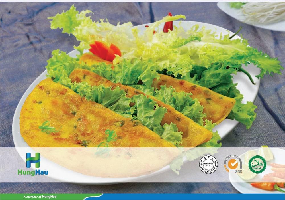 Vietnam Xeo Cake