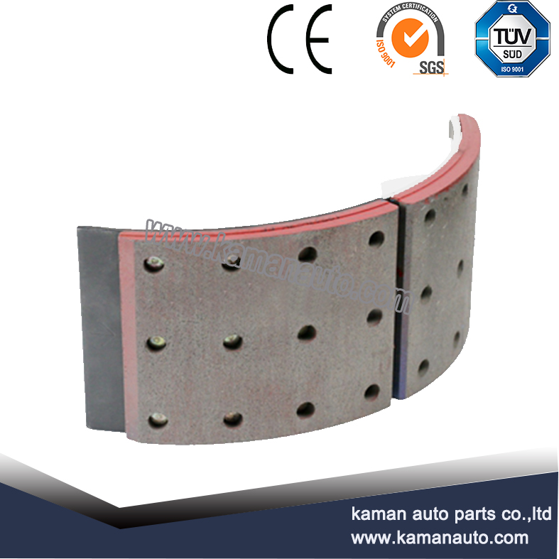 Non-Asbestos Heavy Truck&Bus Brake Shoes for VOLVO