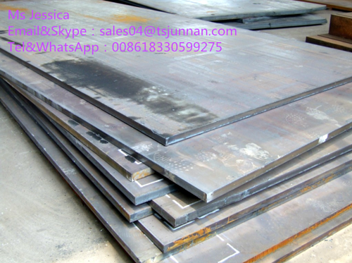Hot rolled /cold drawn SS400 mild steel plate/sheets low price