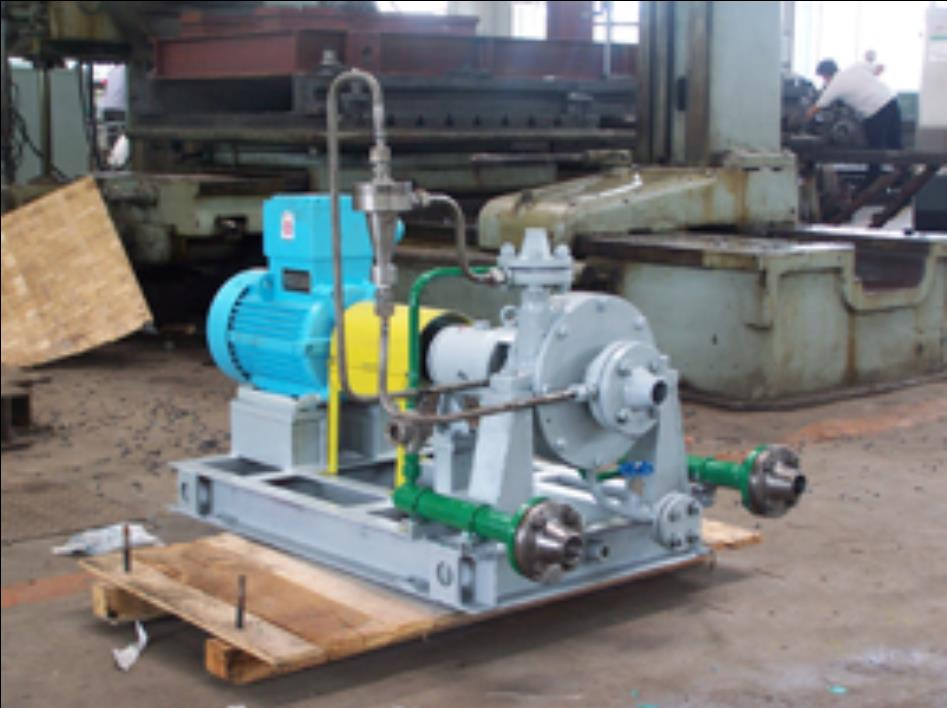 VLK horizontal, single stage, single suction pump