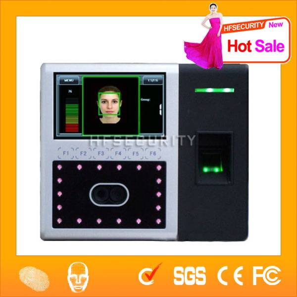 Time Tracking Access Control,Facial Biometric Time Clock, HF-FR302,Time Attendance and Access Contro