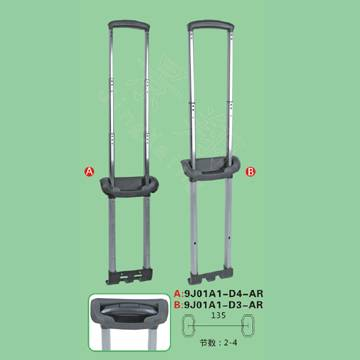 Telescopic Luggage Handle Suitcase Accessories
