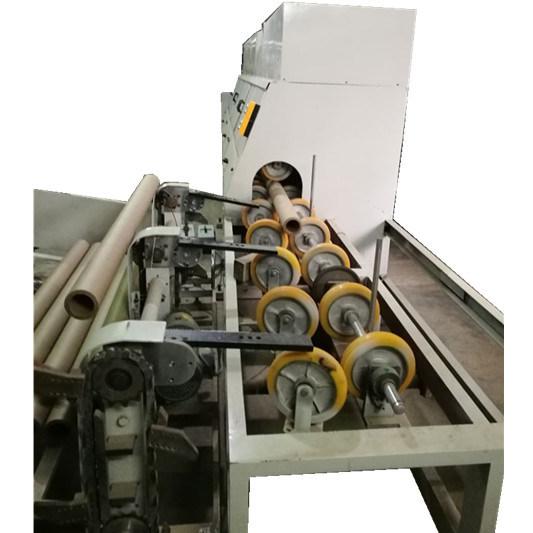 Paper Tube Grinding&Wax-Coating&Polishing Machine