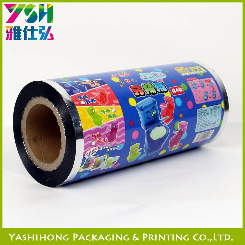 toy plastic roll film