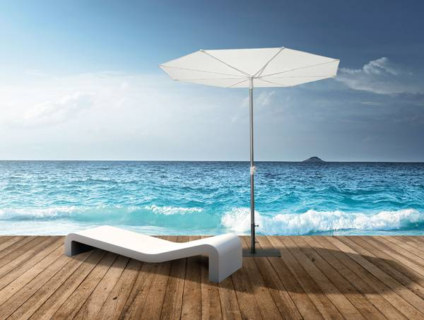 Balcony or Beach Umbrella - Small Parasol