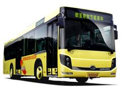 City Bus (CKZ6123), diesel, CNG, gasoline, dual fuel, hengtong bus