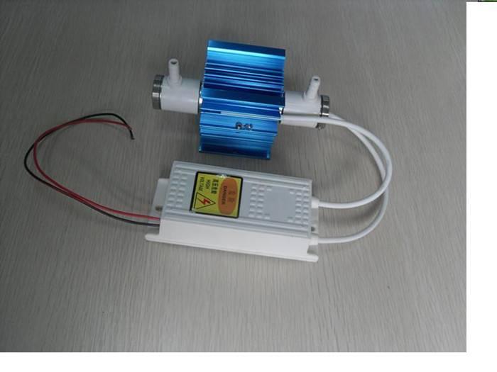TS-2GAX   2G/H ceramic tube ozone generator suite