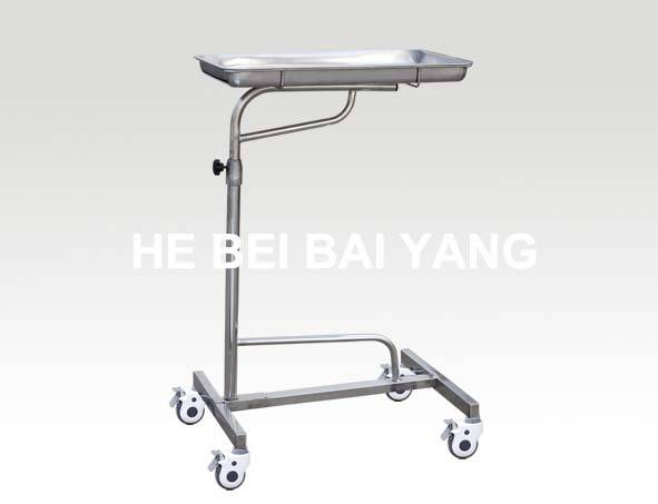 B-42 Stainless Steel Trolley For Operation Instrument