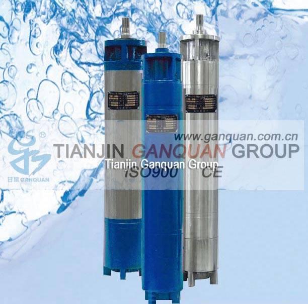 Geothermal submersible pump (deep well water pump)