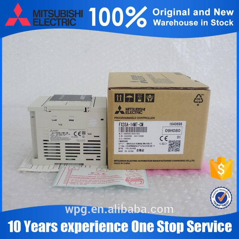 mitsubishi plc FX3SA-14MT-CM