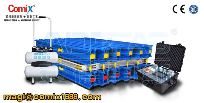 ADRS High Quality Rubber Conveyor Belt Vulcanizer | Vulcanizing Equipment