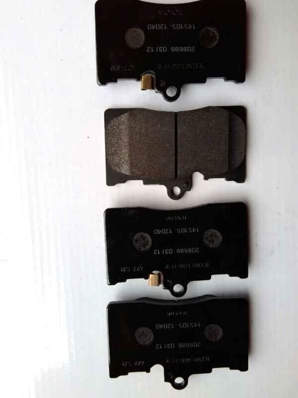 Lexus GS250 Front pad kit brake disc 04465-30410