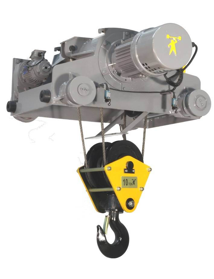 Electric Wire Rope Hoist - Double-girders