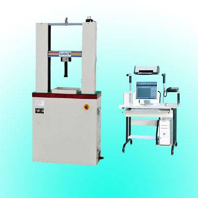 compression testing machine 15KN for iron ore pellet computer control ISO4700