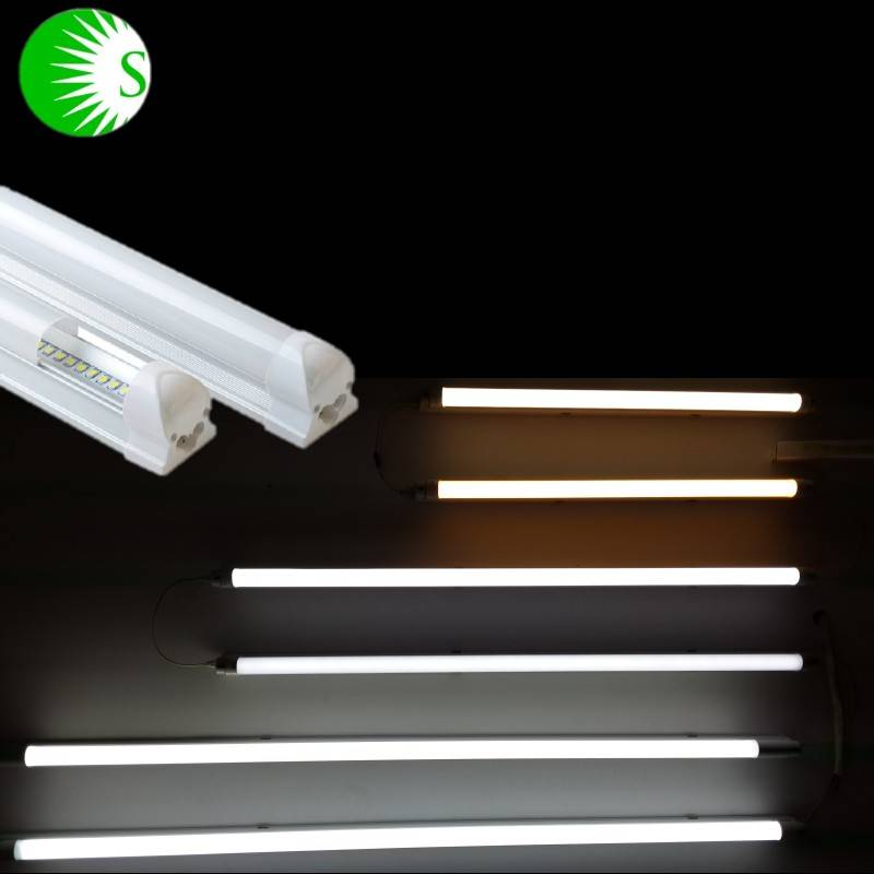 0.6m 0.9m 1.2m 1.5m tube light wide voltage AC85-265V CRI80 Epister led SMD2835 t8 led tube light