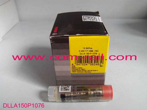 fuel nozzle DLLA150P1076,0433171699 bosch nozzle