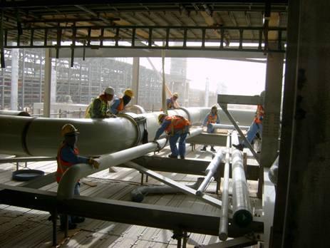 Steel Fixer/Pipe Fitter Vietnam