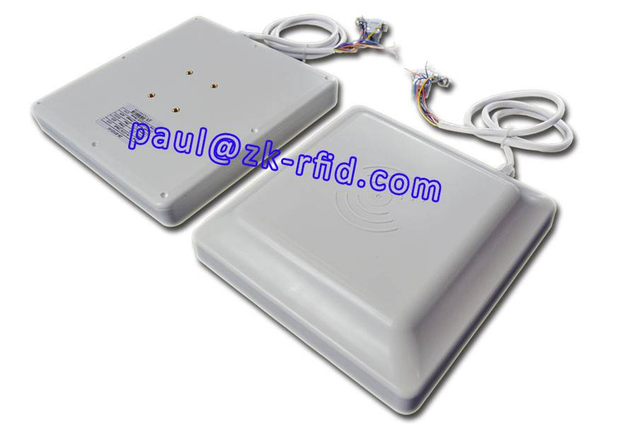 6m mid range UHF Passive RFID Integrated Reader for Access Control