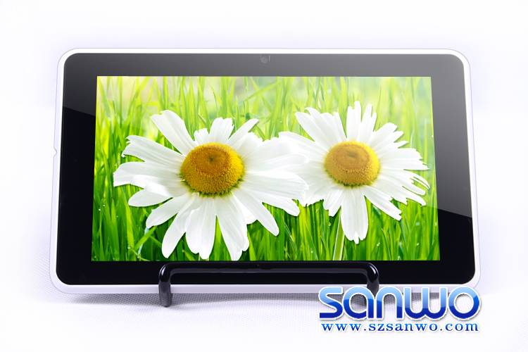 7 inch capacitive Touch Screen Tablet pc,800X480,Android 4.1 OS