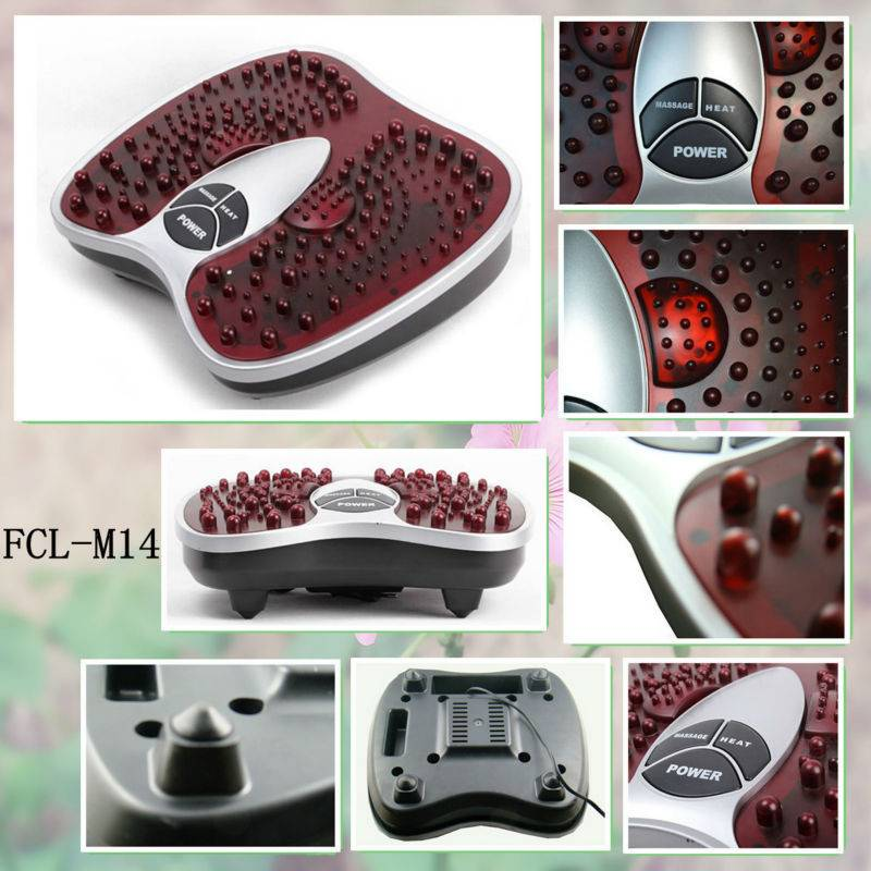 Best Selling Electromagnetic Wave Pulse Foot Massager FCL-M14