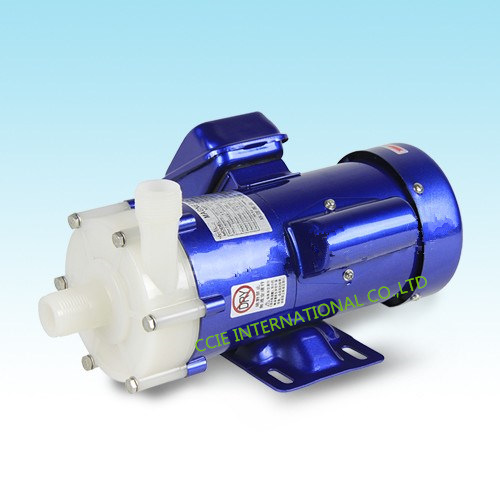 Head 1-8m seal-less magnetic drive pump for chem liquid water pump