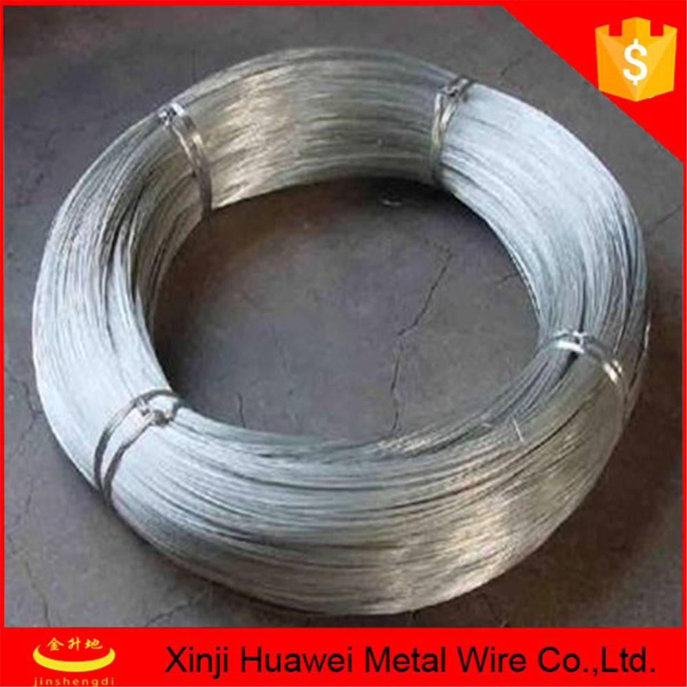all size galvanized iron wire