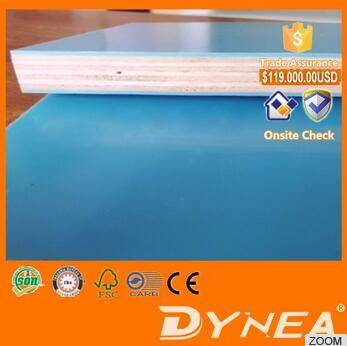 PP faced plastic plywood