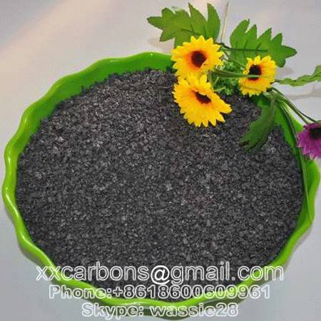 High purity graphite products for cast iron