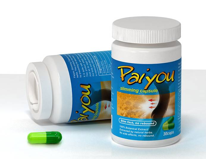 Paiyou Slimming Capsule,Best Diet pill , Fat Reducer(30 caps)