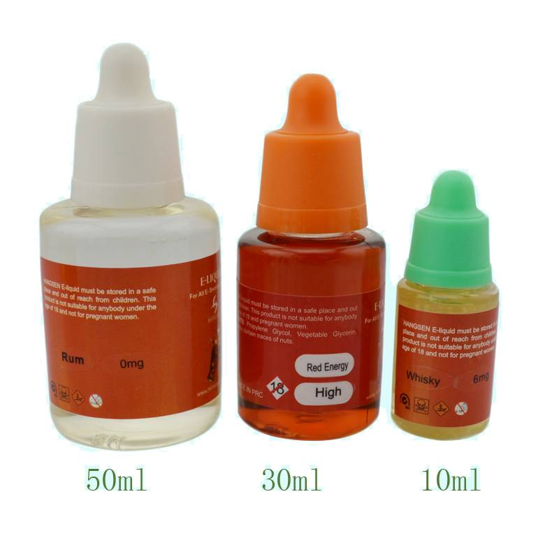 Electronic Cigarette E jucie Factory Bottle Original  E Juice