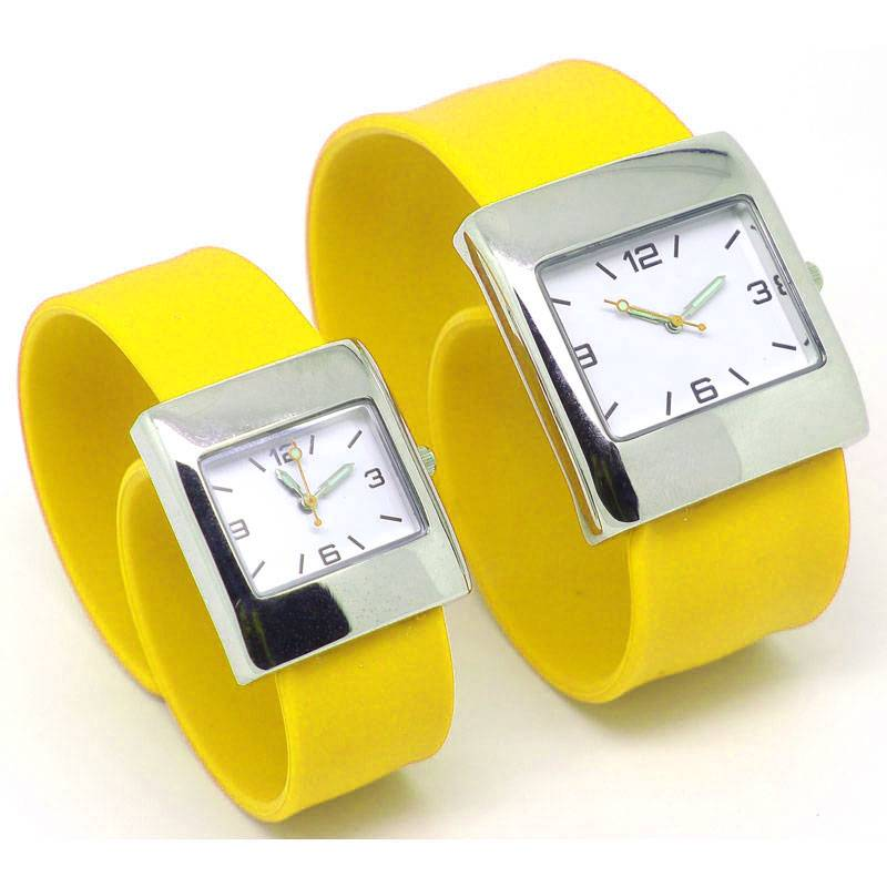 Wholesale Jelly Silicone Slap On Watch for Kids