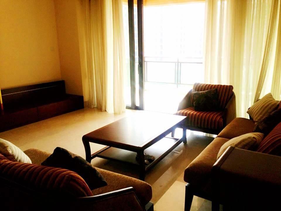 apartment rental in China