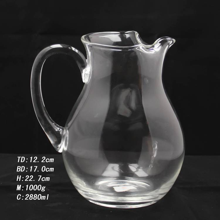 New Product Glass Kettle Eco-Friendly Feature Kettles Drinkware