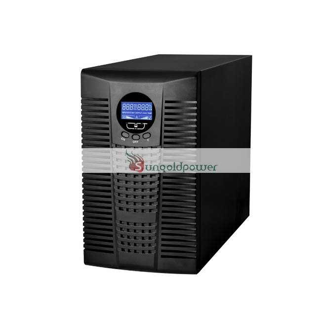 High Frequency Online UPS 2000VA/1600W 2KVA UPS Uninterrupted Power Suppy